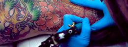 Profesionales del tatuaje